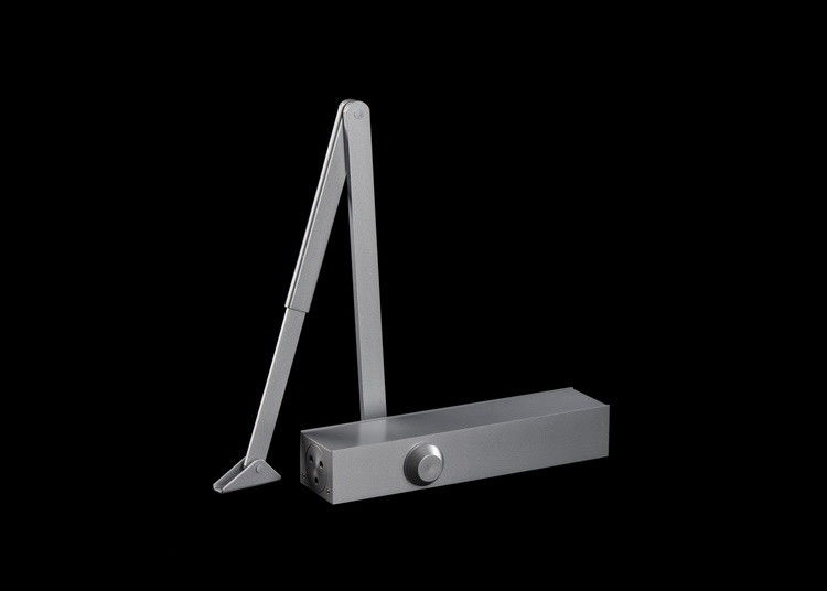 Self Closing Heavy Duty Commercial Door Closer Speed Adjustable Weight Limit 150kg